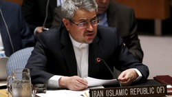 Iran blames aggressor states for human trafficking in conflict zones