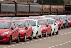 فروش خودرو در انگلستان