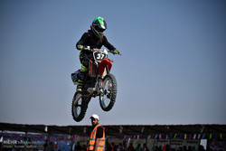 Mashhad plays host to National Motocross C'ship
