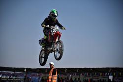 سومین دوره مسابقات موتور کراس قهرمانی کشور در مشهد