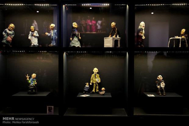 İran Kültürü ve Oyuncak Bebek Müzesi'nden kareler