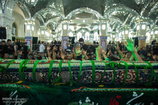 مراسم سنتی قالیشویان مشهداردهال