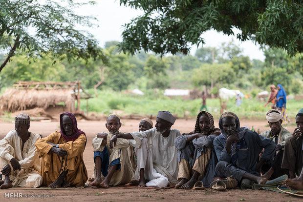 فرار شهروندان آفریقای مرکزی از خشونت های داخلی