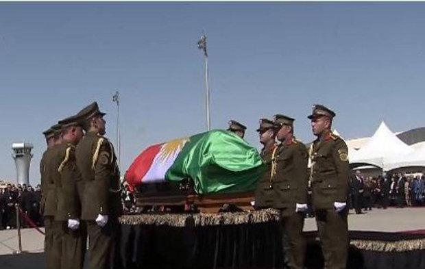نائب عراقي: لف جثمان طالباني بالعلم الكردي خيانة وتقزيم له