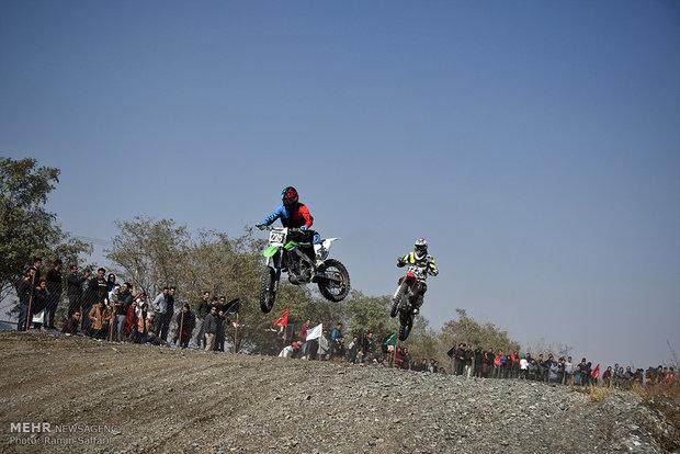 Mashhad plays host to National Motocross Championship