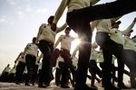 آیین صبحگاه مشترک نیروهای مسلح خوزستان