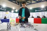مهرجان النانو تكنولوجيافي العاصمة الإيرانية / صور