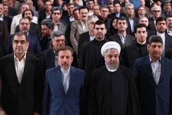مراسم آغاز سال تحصیلی در دانشگاه تهران برگزار شد