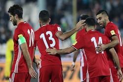 بازی تیم ملی ایران و توگو