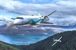 این هواپیما از هوا برق تولید می کند