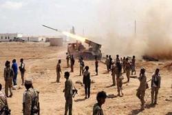 إسقاط مقاتلة سعودية نوع تايفون بصاروخ أرض جو في سماء نهم شرق صنعاء
