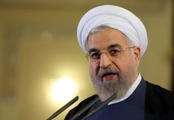President Hassan Rouhani in an undated photo