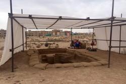 محوطه باستانی ورامین