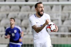 تیم ملی فوتبال یونان