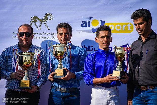سباق الخيول بمدينة طهران