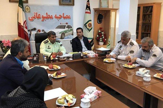 نیروی انتظامی شاهرود / مجتبی اشرفی