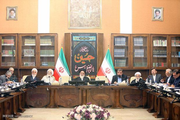تصاویر/ جلسه مجمع تشخیص مصلحت نظام با حضور دکتر احمدی نژاد