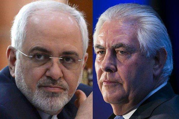 Zarif'ten ABD Dışişleri Bakanı'nın Haşdi Şabi iddiasına tepki