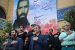 پیکر شهید تازه تفحصشده دفاع مقدس تشییع شد