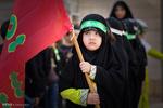 إحياء اليوم العالمي للطفل على الطريقة العاشورائية في العاصمة طهران / صور