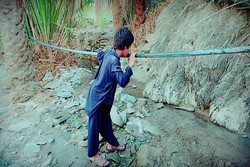 کمبود آب در شهر سیرکان