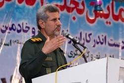ایران در اوج اقتدار است/ مقابل هیچ قدرتی سر فرود نمیآوریم