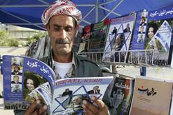 """""""اسرائيل"""" أكبر مستورد للنفط من صديقتها """"كردستان"""" العراق"""