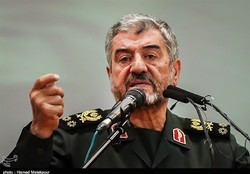 IRGC chief thanks nation for support