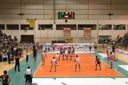 تیم والیبال ایرانیان گنبد