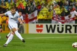 دیدار تیم های ملی فوتبال لیتوانی و انگلستان
