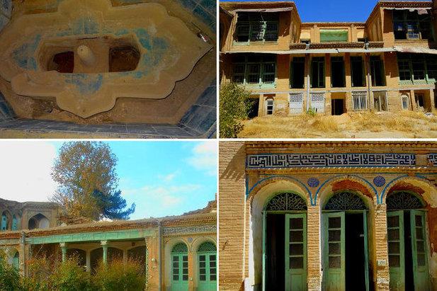 خانه های تاریخی بروجرد در حال ت یب هستند/ مرمت قلعه «پرویز خان»