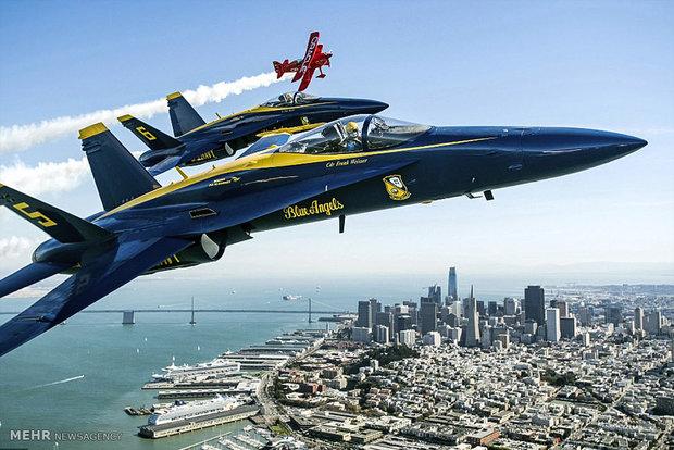 الأسطول الجوي الأمريكيا