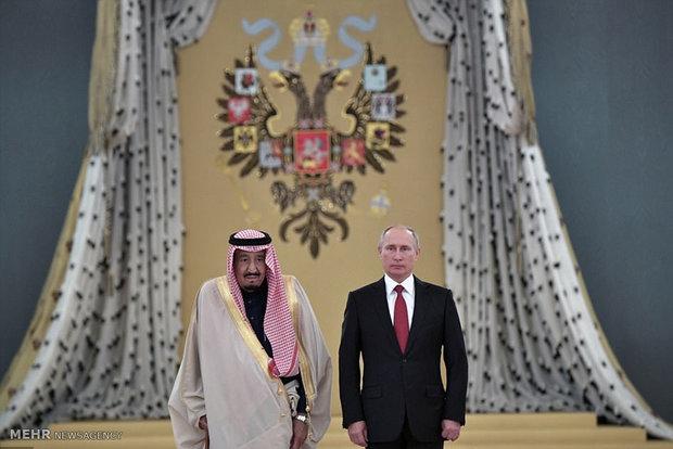 سفر ملک سلمان به مسکو