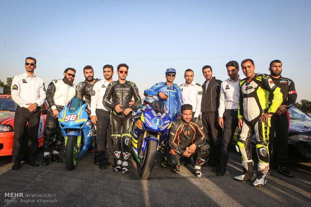 الدورة السابعة لمسابقات الدراجات النارية لقوى الأمن الداخلي