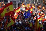 صدها شرکت اسپانیایی، کاتالونیا را ترک کرده اند