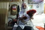 آخرین بازمانده از نسل نقاشان قهوهخانهای/ اژدر برای بقای هنرش میجنگد