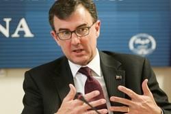 Australian Ambassador to Iran Ian Biggs