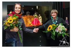 «کهکشان» تئاتر ایران در لهستان نمایان شد/ عروسکهای صبری در ورشو