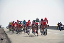 دوچرخه سوار استرالیایی فاتح مرحله۶/پیراهن کوهستان به شهرداری رسید