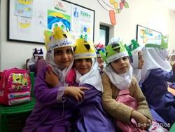 برنامه های هفته ملی کودک در مدارس ابتدایی شادگان اجرا می شود