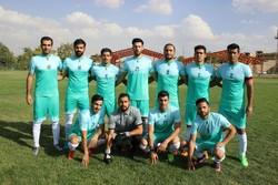 تیم فوتبال «خیبر» خرمآباد به مصاف «پالایش نفت» آبادان میرود