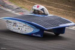 مسابقه خودروهای خورشیدی در استرالیا