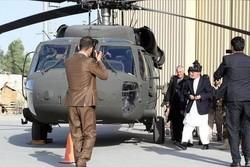 تحویل بالگرد بلک هاوک به افغانستان