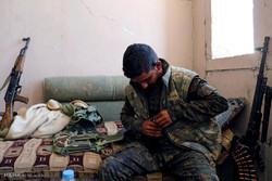 نبرد برای بیرون راندن داعش از رقه
