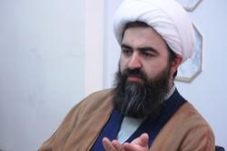 حجت الاسلام اکبر نژاد