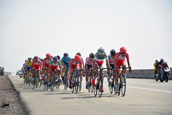 تور دوچرخه سواری بین المللی آذربایجان سال 96