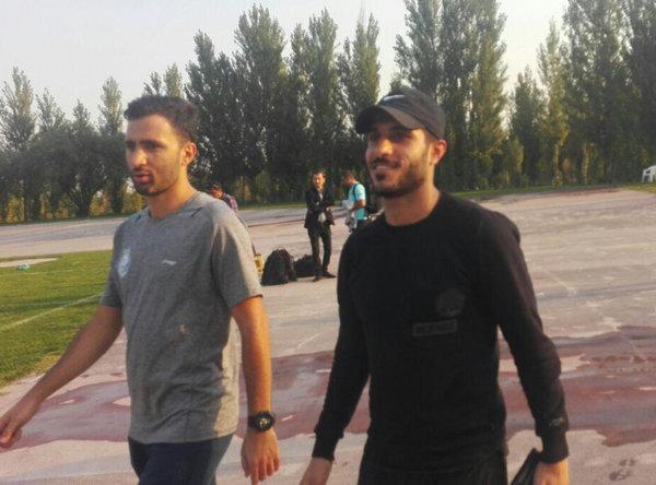 دفاع بازیکن پدیده از حرکتش بعد از گلزنی به پرسپولیس