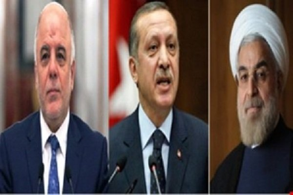 اردوغان روحانی العبادی