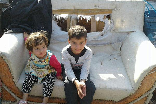کودکان حاشیه شهر