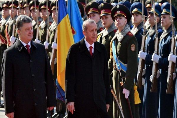 Erdoğan: Rusya'nın Kırım'ı yasadışı ilhakını tanımayacağız